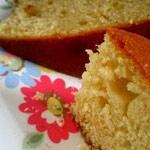 Gâteau moelleux à l'huile d'olive et pamplemousse – Les recettes de Flo
