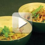 TOC : Recette de spaghetti de légumes par l'Homme à la Spatule