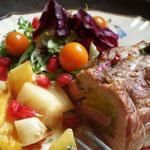 Filet mignon de porc fourré à l'ananas – Les recettes de Flo
