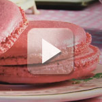Macarons à la pâte de spéculos – Les recettes de Flo