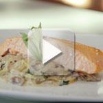 SEB Actifry 2 en 1 – Recette Saumon et champignons crémeux