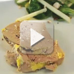 Foie gras en verrine – Secret d'Eleveurs