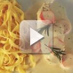 Cuisses de lapin au romarin et tagliatelles – Secret d'Eleveurs