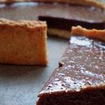 Tarte chocolat au lait – Les recettes de Flo